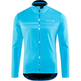 Endura Pro SL Thermal Windproof II Chaqueta Hombre, neon blue
